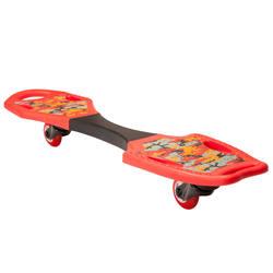 Skateboarding Flexible Torsion Bar Children 's Serpentine Board Dragon Board OXELO