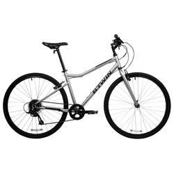Biking 8 Class Speedway and Woodland Biking Bicycles B'TWIN riverside 120