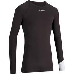 Bicycles, sporty, warm-keeping, men's long-sleeved, cycling underwear B'TWIN UNDERWEAR 500