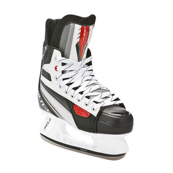 Roller Skating Adult Ice Skating Adult OXELO Ice Hockey Skates XLR3 - Black / White / Red