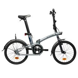 """Bike 3 Speed Shift One Second Fold 20 """"Bike B'TWIN tilt 700"""