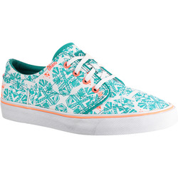 Vulca Canvas L Adult Skateboarding Longboarding Low Shoes