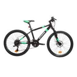 "Rockrider 700 Children's 24"" Mountain Bike"