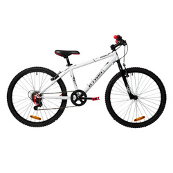 Rockrider 300 Kids' 24-Inch Mountain Bike
