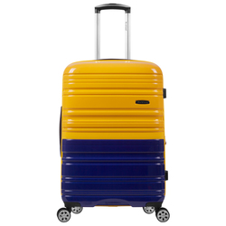 Rockland travel luggage trolley caster female boarding box 20 inch suitcase Korean version of a small fresh students