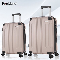 Rockland Rockland password suitcase trendy female Korean small clearing trolley suitcase caster male box