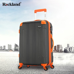 Rockland travel trolley male female boarding password box small suitcase suitcase caster Korean students