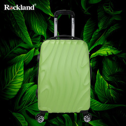 Rockland 20-inch suitcase female boarding students Korean version of the small fresh caster password box suitcases trolley