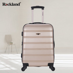 Rockland man travel rod box small suitcase password caster female boarding students in small fresh suitcase