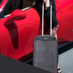 Rockland trolley luggage suitcase caster men password box Korean wave of small fresh student suitcase