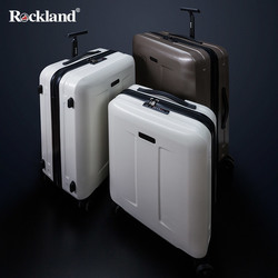 Rockland brand trolley caster female genuine counter neutral men and women Caster Trolley Case Boxed