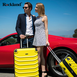 Rockland Rockland travel luggage trolley suitcase men and women boarding box 28 inch Wheels small fresh