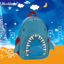 Rockland my first backpack men and women backpack Children backpack satchel series Shark
