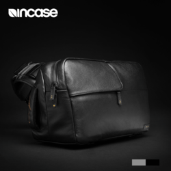 INCASE x Ari Macropoulos joint professional camera models leather shoulder bag Messenger