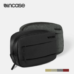 INCASE City Accessory Pouch simple and lightweight portable storage bag zipper bag in hand