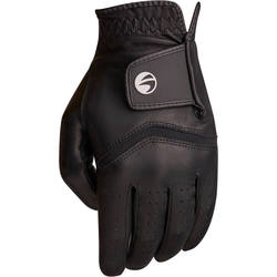 Golf full grain leather sheepskin right hand men's gloves INESIS 500 series