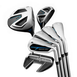 500 Men's Golf Set 7 Right Hander Clubs