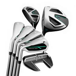 500 Women's Golf Set 7 Left Hander Clubs