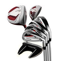 100 Men's Golf Set 7 Right Hander Clubs