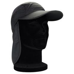 Fishing sport breathable lightweight folding cap adult sunhat CAPERLAN Fishing cap-500