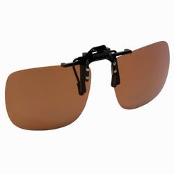 DUSKY fishing polarised clip-on glasses