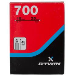 70/25 Presta Inner Tube - 48mm