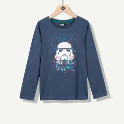 T-shirt garçon Star Wars indigo