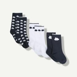 Lot de 3 paires de chaussettes marine