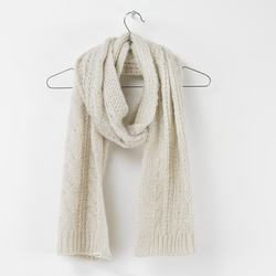 Women's Lofty Cable Scarf