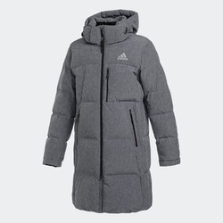 adidas outdoor men down jacket deep gray