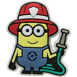 Jibbitz - Minions Firefighter