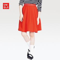 New red children's clothing / girls fancy pleated skirt 404666