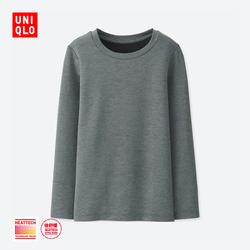 Kids HEATTECH EXTRA WARM T-shirt (long sleeves) 400 114
