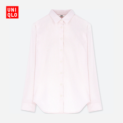 【Special sizes】Women SUPIMA COTTON elastic striped shirt 407426
