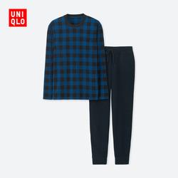 Men living fleece suit (long sleeves) 403 672