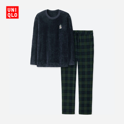 Men (UT) DPJ fleece Living Set (long sleeve) 402 216