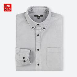 Men's corduroy shirt (long sleeves) 401 452