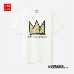 【Special sizes】Men (UT) SPRZ NY printed T-shirt (short sleeve) 408 276