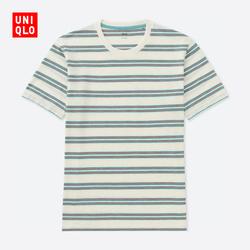 Men striped T-shirt (short sleeve) 406 802