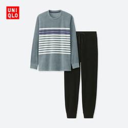 Men living fleece suit (long sleeves) 403 671