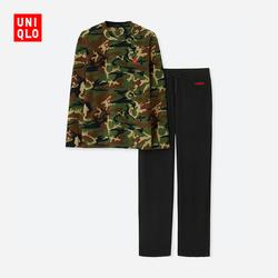 Men (UT) Andy Warhol living fleece suit (long sleeve) 405 559