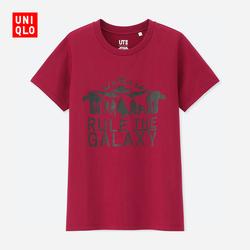 STAR WARS Women printed T-shirt (short sleeves) 405 874