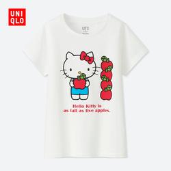 Kids / Girls (UT) SANRIO printed T-shirt (short sleeve) 404 470