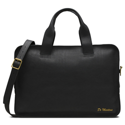 HANDLED LAPTOP CASE BLACK GRIZZLY