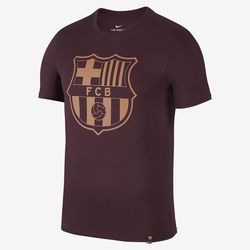 FC Barcelona Crest Men's T-Shirt