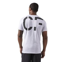 RC poly blend short sleeve tee