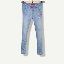 Jeans slim bleach