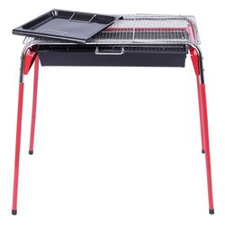 RED PORTABLE GRILL