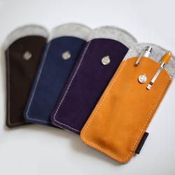 Pocket pencil case