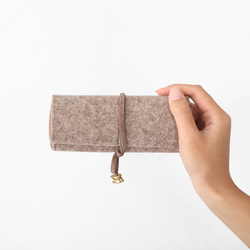 Glasses pouch